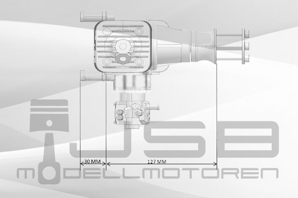 DLA - 64 Boxer - JSB - MODELLMOTOREN