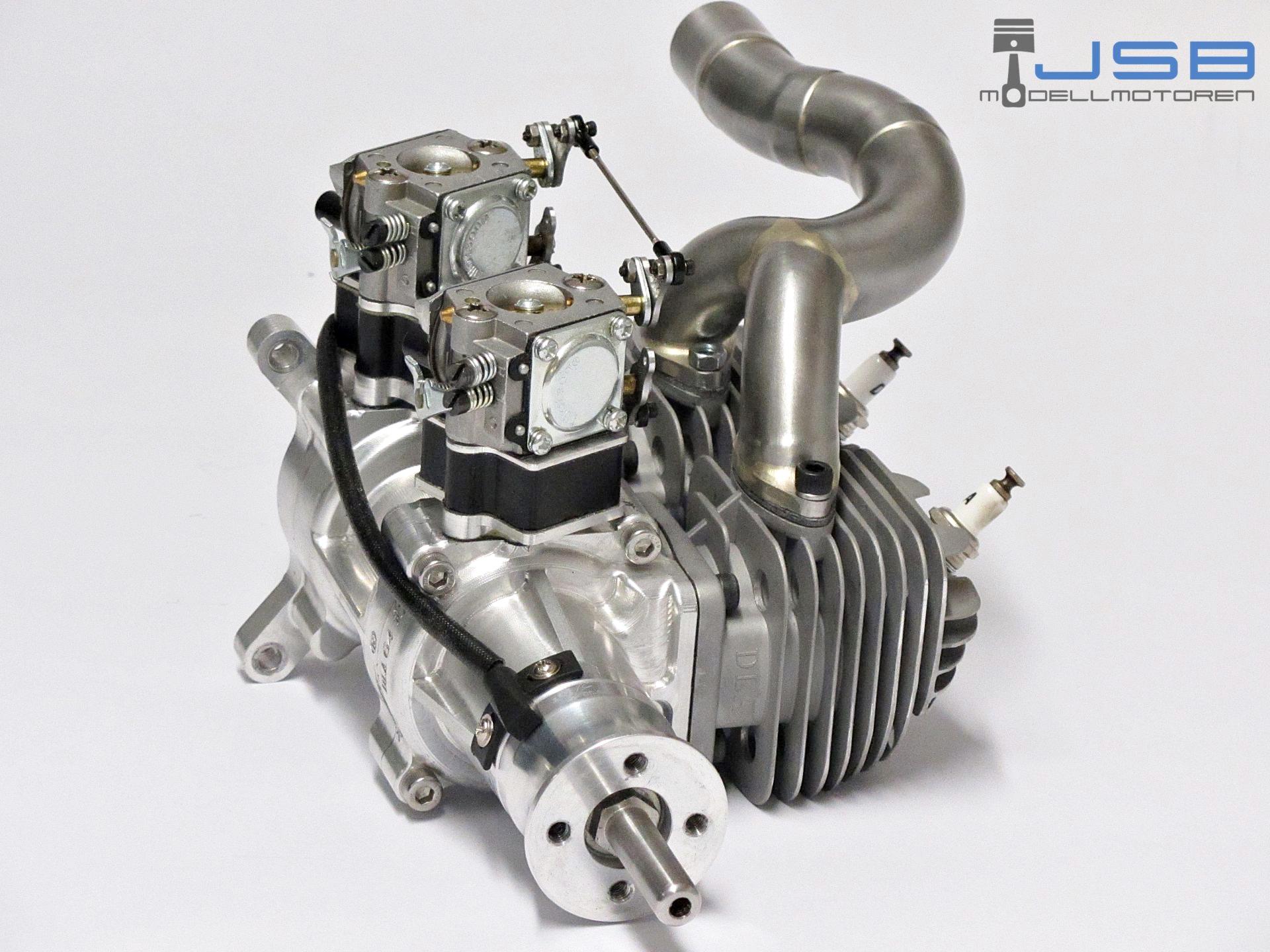 DLA - 64i2 Reihenmotor - JSB - MODELLMOTOREN